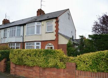 Thumbnail 3 bed end terrace house for sale in Beech Avenue, Spinney Hill, Northampton
