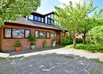 Thumbnail 4 bed detached house for sale in Melbury Mews, New Romney, Kent
