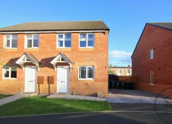 Thumbnail 3 bed semi-detached house for sale in Yacley Close, Newton Aycliffe