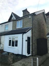 Thumbnail 3 bed semi-detached house to rent in Clifton Road, Henlow