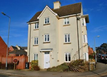 Thumbnail 5 bedroom town house for sale in Berrywood Drive, St Crispins, Northampton