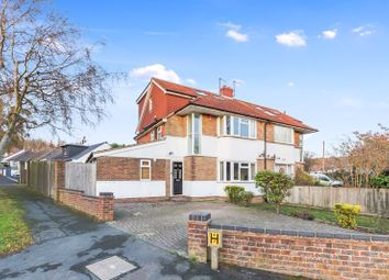 Mackie Avenue, Brighton BN1. 5 bed semi-detached house for sale