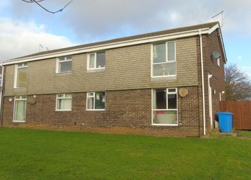 Thumbnail 2 bed flat for sale in Aln Court, Ellington, Morpeth