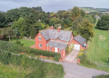 Thumbnail 3 bed detached house to rent in Upexe, Exeter