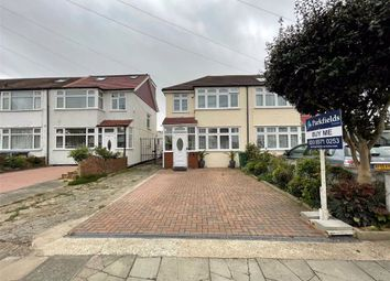 Thumbnail 3 bed end terrace house for sale in St. Josephs Drive, Southall, Middlesex