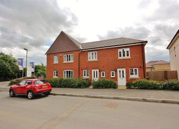 Thumbnail 2 bed terraced house to rent in Whittington Crescent, Letcombe Fields, Wantage