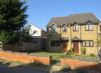 Thumbnail 2 bed semi-detached house to rent in Murswell Lane, Silverstone, Towcester