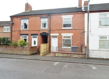 Thumbnail 2 bed terraced house to rent in Sherwood Street, Newton, Alfreton