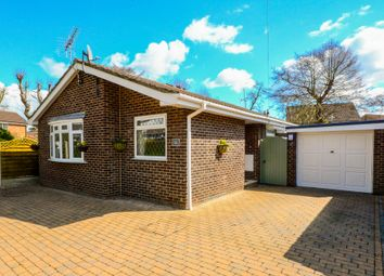 Thumbnail 2 bedroom bungalow for sale in Kirklands, Strensall