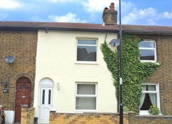 Thumbnail 2 bedroom terraced house to rent in Cross Road, East Croydon