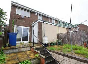 Thumbnail 2 bed end terrace house for sale in Aln Grove, Newcastle