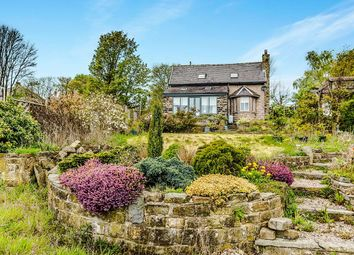 Thumbnail 3 bed detached house for sale in Station Road, Stocksmoor, Huddersfield