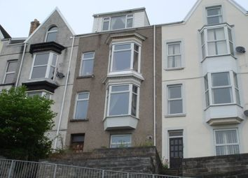 Thumbnail 1 bed flat to rent in Flat 1, 14 Bayview Crescent, Brynmill, Swansea