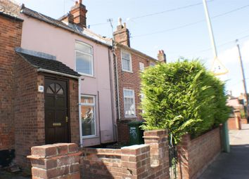 Thumbnail 2 bed terraced house to rent in Peddars Lane, Beccles