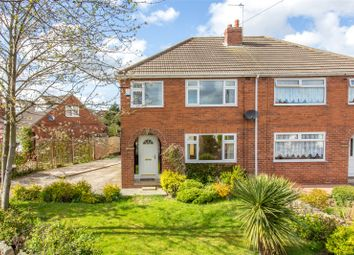 Thumbnail 3 bed semi-detached house for sale in Lyndhurst Road, Scholes, Leeds, West Yorkshire