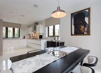 Thumbnail 4 bedroom terraced house for sale in Soane Square, Bentley Priory, Stanmore
