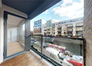 Thumbnail 1 bed flat for sale in Reliance Wharf, Hertford Road, London