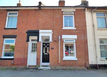 Thumbnail 3 bedroom terraced house for sale in Burnett Road, Gosport