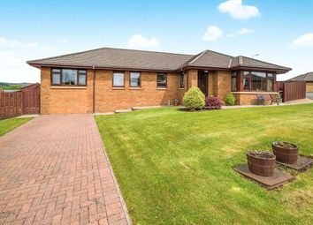 Thumbnail 4 bed bungalow for sale in Barr Farm Road, Kilsyth, Glasgow