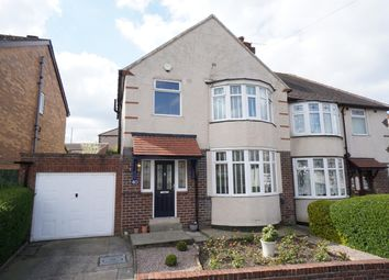 Thumbnail 3 bed semi-detached house for sale in Norton Lees Crescent, Norton Lees, Sheffield