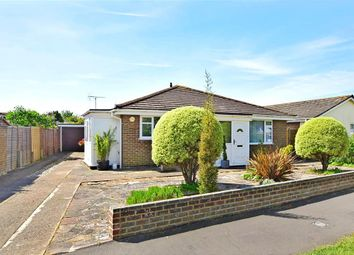 Thumbnail 2 bed detached bungalow for sale in Fairway, Littlehampton, West Sussex