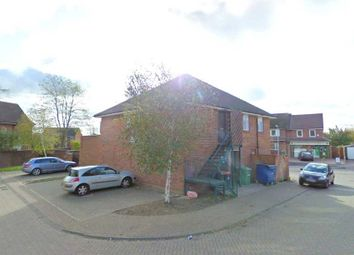 Thumbnail 2 bed flat to rent in Quantrelle Ct, Shortstown, Bedford