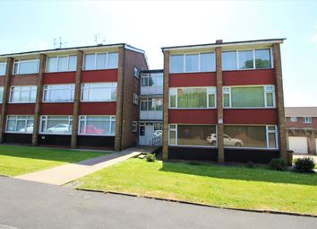 Thumbnail 2 bed flat for sale in Kennerleigh Road, Cardiff