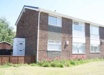 Thumbnail 2 bed flat to rent in Bannockburn, Highfields, Killingworth, Newcastle Upon Tyne