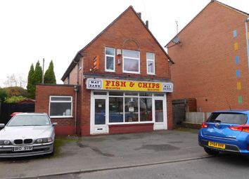 Thumbnail Retail premises for sale in Upper Marsh, Newcastle, Staffordshire