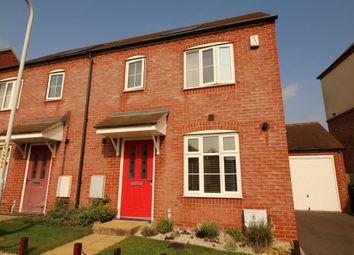 Thumbnail 3 bed semi-detached house for sale in Symonds Drive, Sittingbourne