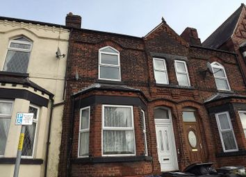 Thumbnail 6 bed property for sale in Salisbury Street, Warrington