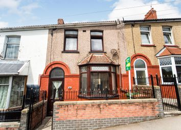 3 bed terraced house for sale in Phillips Terrace, Senghenydd, Caerphilly CF83