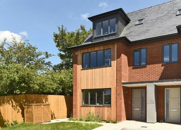 Thumbnail 4 bed semi-detached house for sale in Tovey Place, Kings Worthy, Winchester