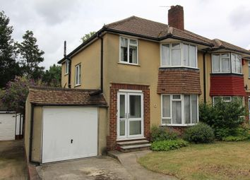 Thumbnail 3 bed semi-detached house for sale in Tintagel Road, Orpington, Kent