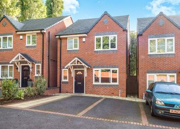 Thumbnail 3 bedroom detached house for sale in Old Buffery Gardens, Dudley