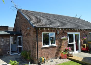 Thumbnail 2 bed semi-detached bungalow for sale in Wessex Way, Gillingham