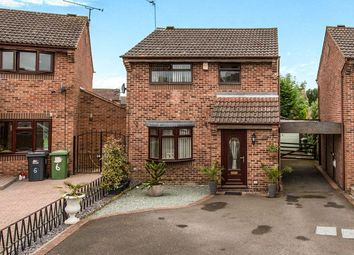 Thumbnail 3 bed detached house for sale in Horton Close, Swanwick, Alfreton