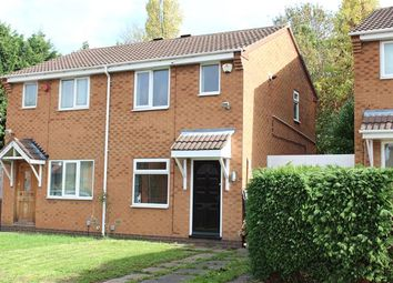 Thumbnail 2 bed semi-detached house for sale in Vintage Close, Birmingham