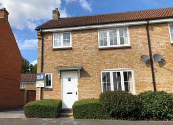 Thumbnail 3 bed terraced house for sale in Carnival Close, Ilminster