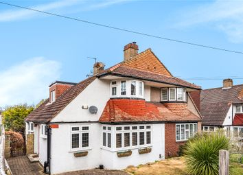 Thumbnail 3 bed semi-detached house for sale in Treewall Gardens, Bromley