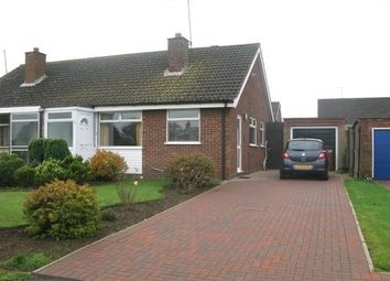Thumbnail 2 bed semi-detached house to rent in Chartwell Avenue, Boothville, Northampton