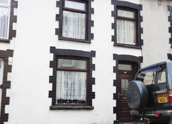 Thumbnail 3 bed terraced house for sale in Blaenclydach -, Tonypandy