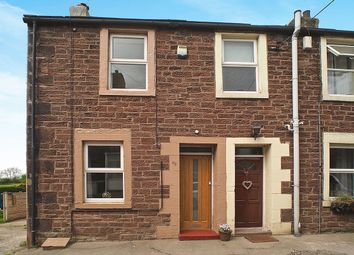 Thumbnail 3 bed terraced house for sale in Station Road, Aspatria, Wigton