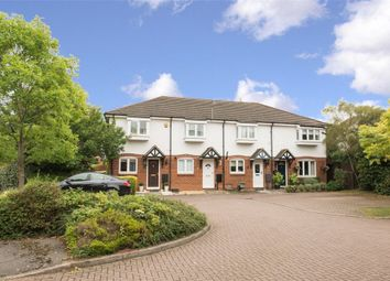 Thumbnail 1 bed terraced house to rent in Eyston Drive, Weybridge, Surrey
