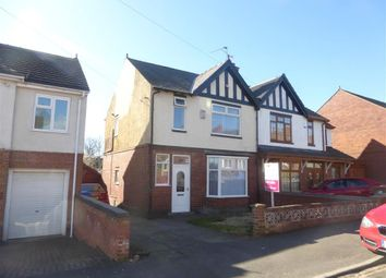 Thumbnail 3 bedroom semi-detached house for sale in Colwyn Avenue, Littleover, Derby