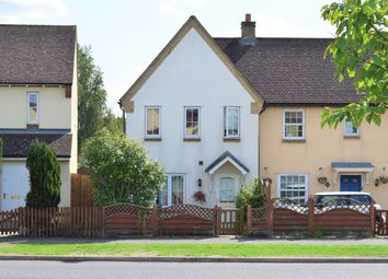 Thumbnail 3 bed semi-detached house to rent in School Lane, Cambridge
