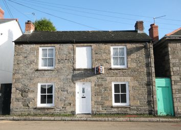 Thumbnail 4 bed detached house to rent in Church Road, Penryn