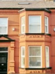 Thumbnail 7 bed shared accommodation to rent in Ampthill Road, Aigburth, Liverpool
