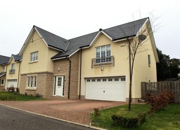 Thumbnail 5 bedroom detached house for sale in Tayview Drive, Liff, Dundee
