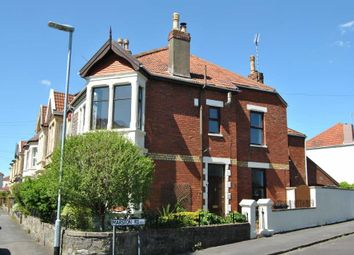 Thumbnail 4 bedroom end terrace house for sale in Harrowdene Road, Knowle, Bristol